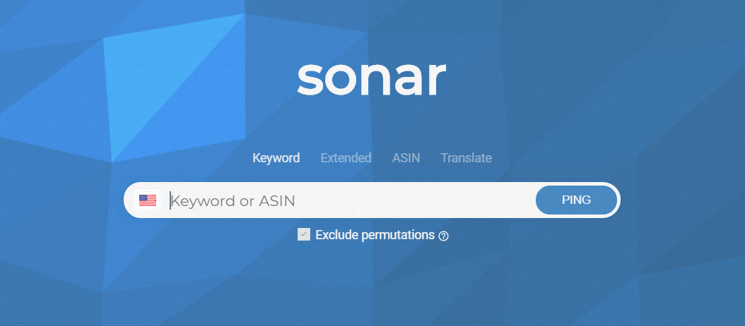 Sonar by Sellics